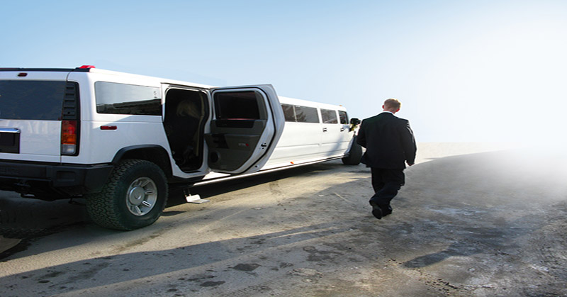Fredericksburg limousines and transportation services for amusement and travelling