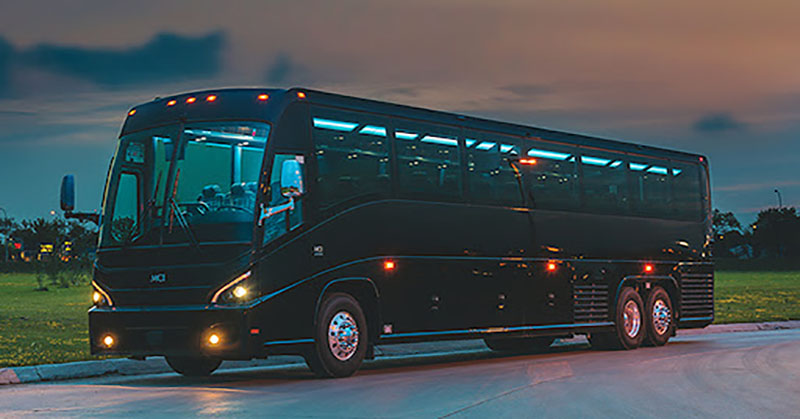 Limousine rentals and bus chartered services in Herndon